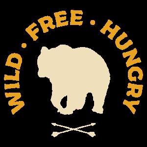 Bär wild frei