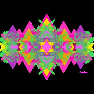 """Chakrablüte """"Horizont erweitern"""""""