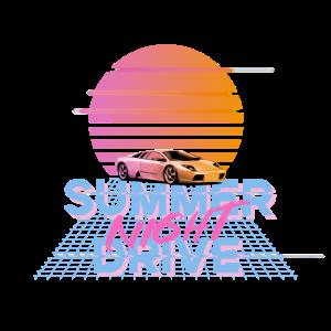 Summer Night Drive