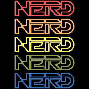 Nerd Tron