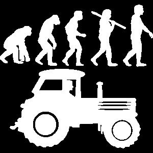 Traktor , Trecker , Evolution ...+