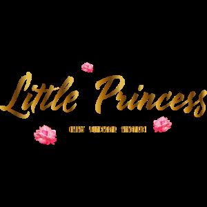 little Prinzess geliebt, wunderbar und einzigartig