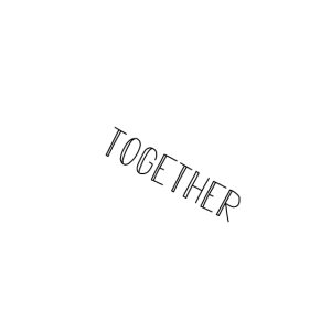 WE TOGETHER - WEISS