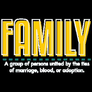 Familie ist Familie