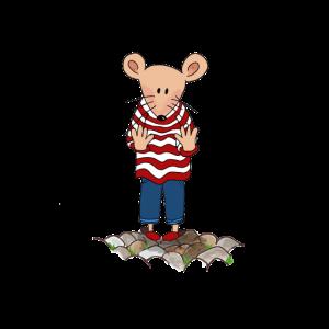 Maus Geschenk Mäuschen süß