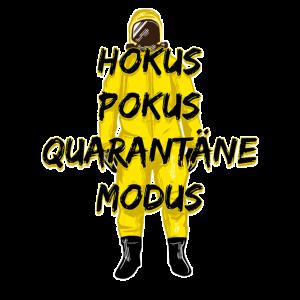 Quarantäne Modus Lustig