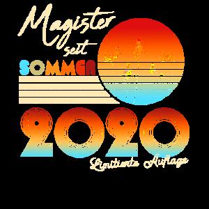Magistertitel Abschluss Magister Seit 2020