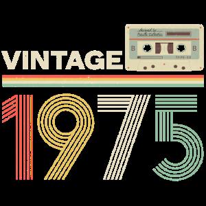 Vintage Kassette 1975