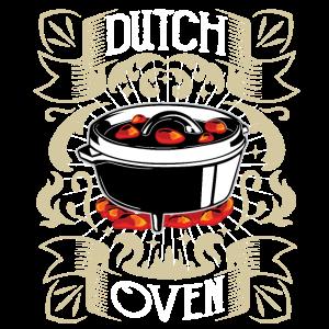 Dutch Oven Grillen BBQ Gusseisentopf Schmortopf