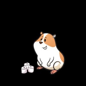 Tier des Jahres Das Hamstern Corona Hamsterkäufe