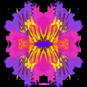 """Chakrablüte """"Sonnenstrahlen"""""""