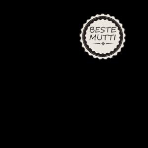 Auszeichnung Beste Mutti Liebe Familie Mama Mutter