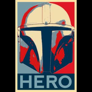 Mandalorian HERO