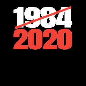 1984 2020 Orwell Orwellian Orwelsch