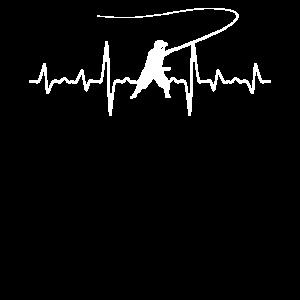 Fischen Herzschlag