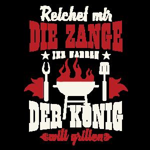 Reichet Mir Die Zange Ihr Narren Der König Grillen