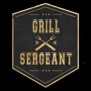 GRILL SERGEANT VINTAGE FORKE