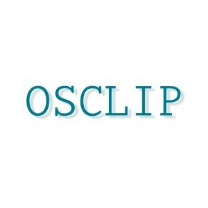 OSCLIP simple text