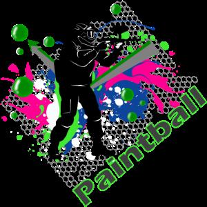 Paintball Softair Shooter Helm Waffe Kugel Clan
