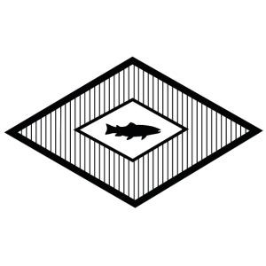 Diamond trout tee - premium