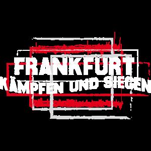 Frankfurt - kämpfen uns siegen