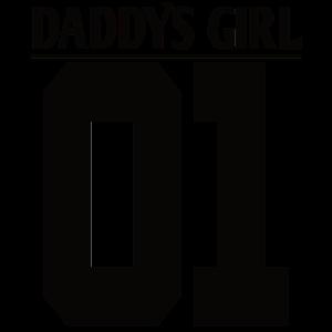 Daddy 01 & Daddys Girl 01 Shirt