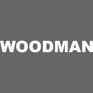 WOODMAN white