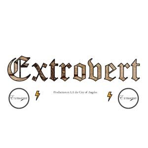 Extrovert - men's contrast tea