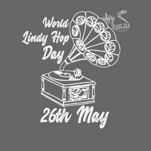 Lindy Hop Day Swing Dancing Vintage Geschenk