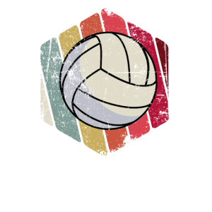 Volley ball Retro Sport