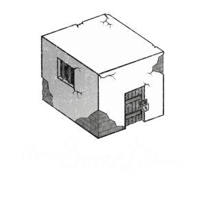 home sweet home lockdown 2020 distressed sarcastic