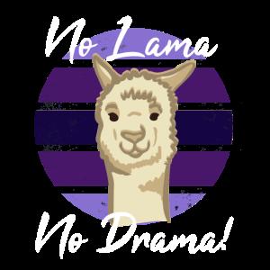 No Lama no Drama - Lama Drama - Drama Lama
