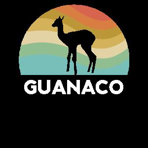 Guanaco El Salvador Pupusas Geschenk Salvadorianer