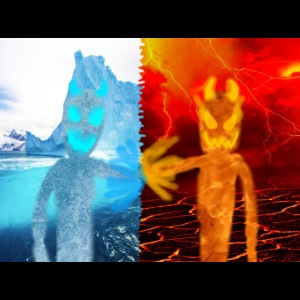 Fire And Ice Battle
