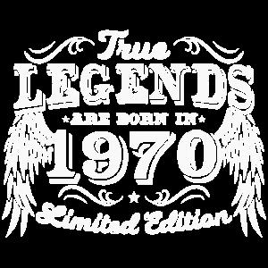Jahrgang 1970 50. Geburtstag Legende 50 Jahre