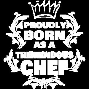 Geboren als Küchenchef