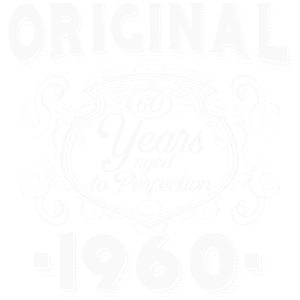 60. Geburtstag Jahrgang 1960 Geburtstagsgeschenk