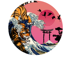 Rad Tiger Wave