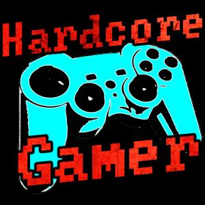 Hard core Gamer