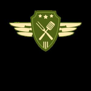 Grill Sergeant Grillmeister Grillchef Grillen BBQ