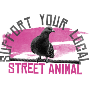 Support your local street animal