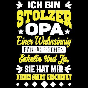 Stolzer Opa Shirt