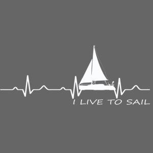barca vela cuore military dna