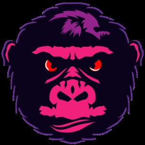 Gorilla Gorilla Primat Menschenaffe 1004 x