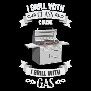 Gasgrill Grillen BBQ Gas Grill Grillmeister