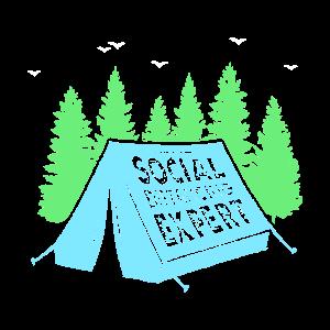 Social Distancing Naturliebhaber