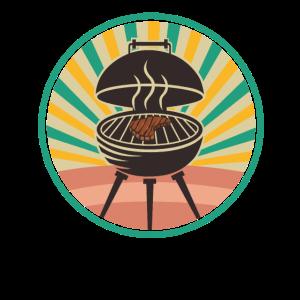 Grill Holzkohle Fleischfresser BBQ Grillmeister