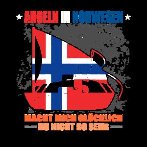 Angeln Norwegen