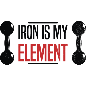Iron is my element