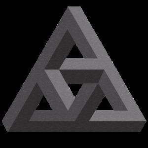 Dreieck Escher